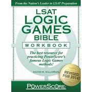 LSAT Logic Games Bible Workbook