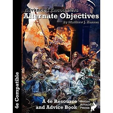 Advanced Encounters: Alternate Objectives (D&d 4e)