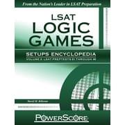 LSAT Logic Games Setups Encyclopedia, Volume 2