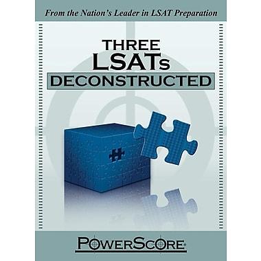 Three LSATs Deconstructed