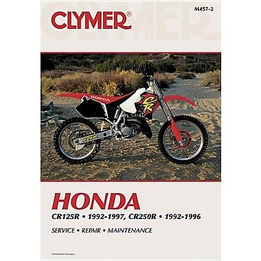 Honda Cr125r and Cr250r 1992-1997