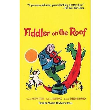 Fiddler on the Roof (Choral Medley): Based on Sholom Aleichem's Stories