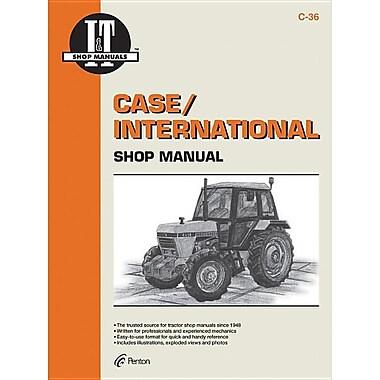 Case International Shop Manuals 1190 1290 1390 1490+