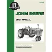 John Deere Shop Manual: Jd-203