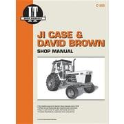 Ji Case & David Brown: Shop Manual (I & T Shop Service Manuals)