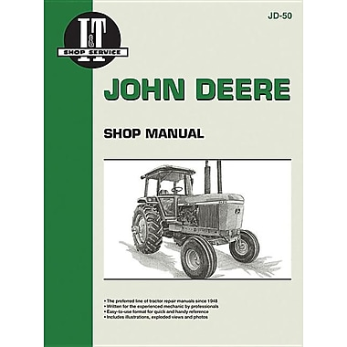 John Deere Shop Manual 4030 4230 4430&4630