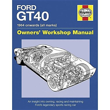 Ford Gt40: 1984 Onwards (All Marks)