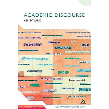 Academic Discourse: English in a Global Context