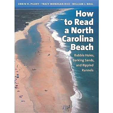 How to Read a North Carolina Beach: Bubble Holes, Barking Sands, and Rippled Runnels