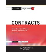 Contracts, Keyed to Knapp, Crystal, and Prince, 7th Ed.