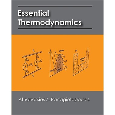 Essential Thermodynamics: An Undergraduate Textbook for Chemical Engineers