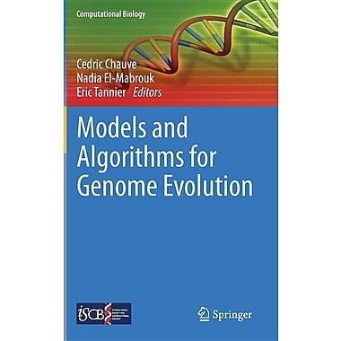 Models and Algorithms for Genome Evolution