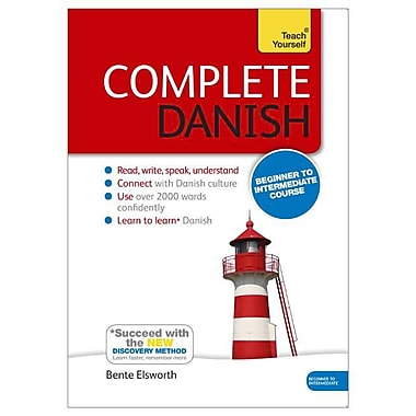 Complete Danish with Audio Disk: A Teach Yourself Guide: Course Book + 4-Hour Audio Recordings