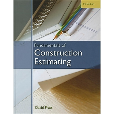 Fundamentals of Construction Estimating [With CDROM]