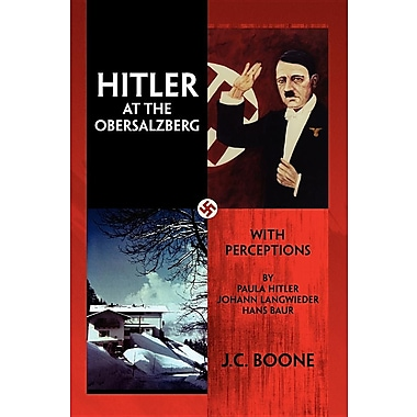 Hitler at the Obersalzberg