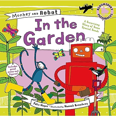 Monkey and Robot: In the Garden
