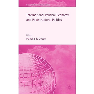 International Political Economy and Poststructural Politics