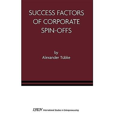 Success Factors of Corporate Spin-Offs