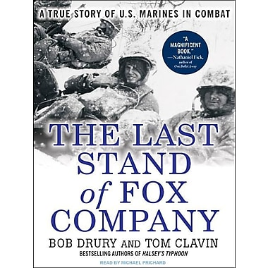 the last stand of fox company Free essay: the last stand of fox company 1 in as few words as possible, what is this book about this book is a true story about a company from 2nd.