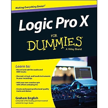 Logic Pro X for Dummies