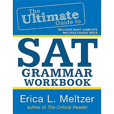 The Ultimate Guide to SAT Grammar Workbook