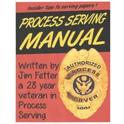 Process Serving Manual: Process Servers Manual