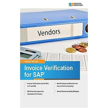 Invoice Verification for SAP
