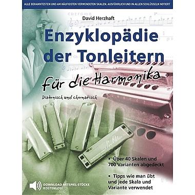 Enzyklopadie Der Tonleitern Fur Die Harmonika