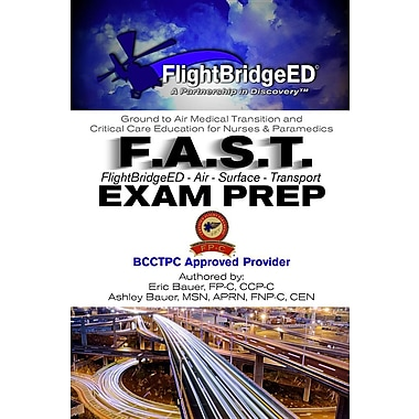 F.A.S.T Exam Prep: Flightbridgeed - Air - Surface - Transport - Exam - Prep