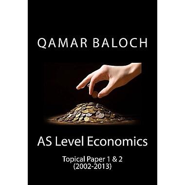 As Level Economics