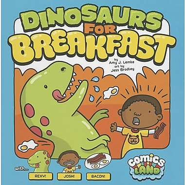 Dinosaurs for Breakfast