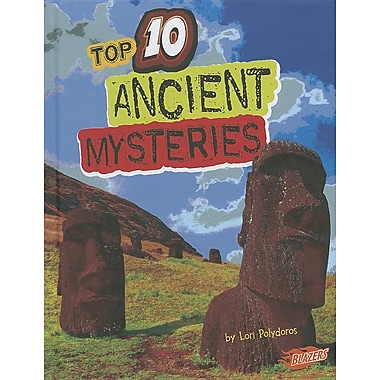 Top 10 Ancient Mysteries