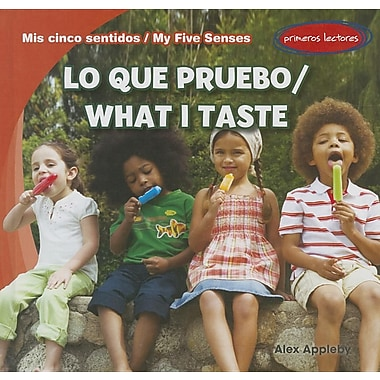 Lo Que Pruebo/What I Taste