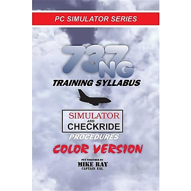 737ng Training Syllabus: For Flight Simulation