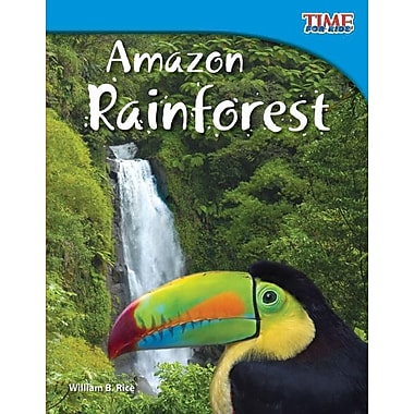 Amazon Rainforest (Library Bound)