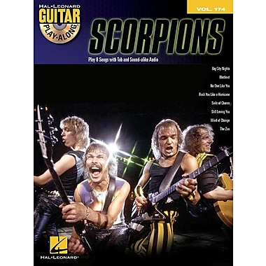 Scorpions [With CD (Audio)]