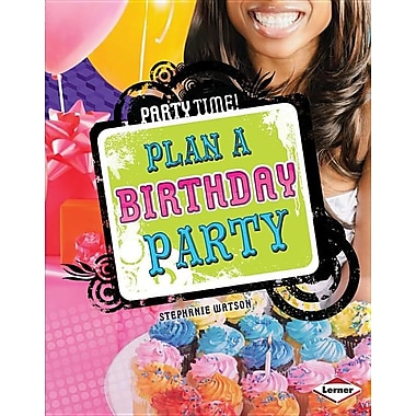 Plan a Birthday Party