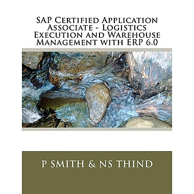 SAP Certified Application Associate - Logistics Execution and Warehouse Management with Erp 6.0