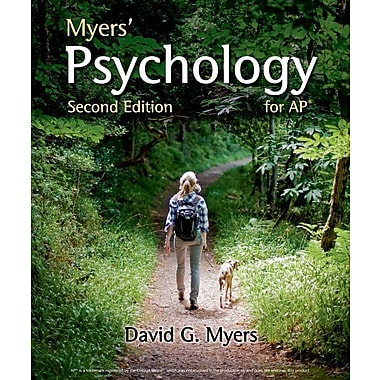 Myers' Psychology for the AP*