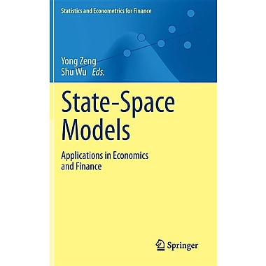 State-Space Models: Applications in Economics and Finance