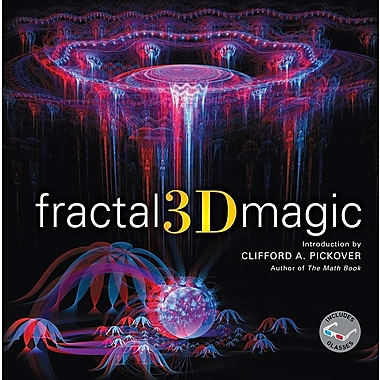 Fractal 3D Magic [With 3-D Glasses]
