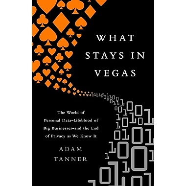 What Stays in Vegas: The World of Personal Data--Lifeblood of Big Business--And the End of Privacy as We Know It