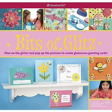 Bits of Glitz: Glue on the Glitter and Pop Up the Pictures to Create Glamorous Greeting Cards!