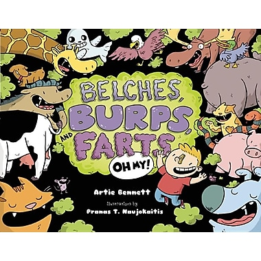 Belches, Burps, and Farts-Oh My!