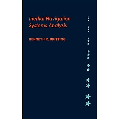 Inertial Navigation Systems Analysis