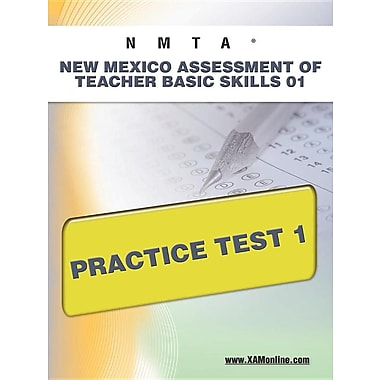 Nmta New Mexico Assessment of Teacher Basic Skills 01 Practice Test 1