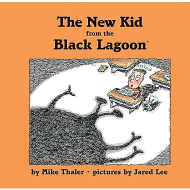 The New Kid from the Black Lagoon