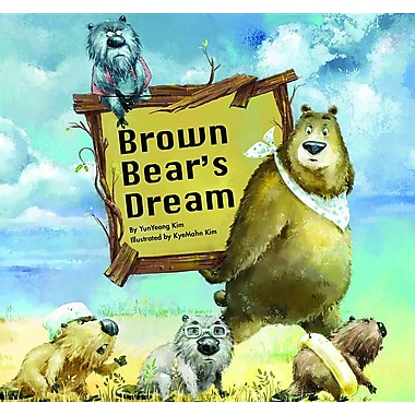 Brown Bear's Dream