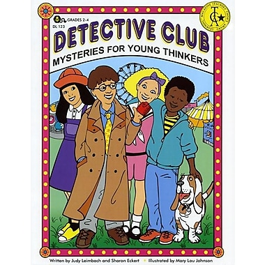 Detective Club: Mysteries for Young Thinkers