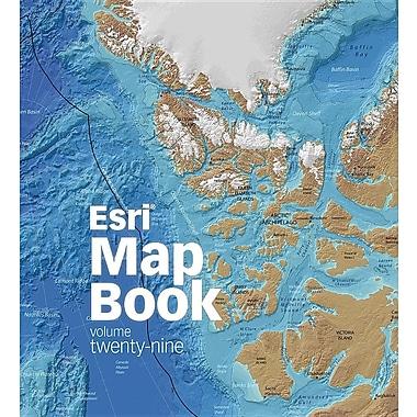 ESRI Map Book, Volume 29